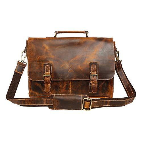 Top 10 Urban Leather Crossbody Bags for Women – Laptop Messenger & Shoulder Bags