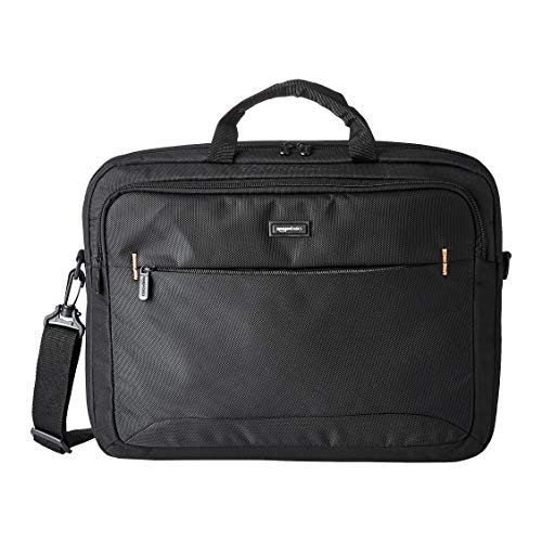 Top 10 Amazon Basics Laptop Bag 17.3 Inch – Laptop Messenger & Shoulder Bags
