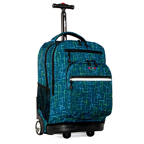 Top 10 Backpack with Wheels for Kids Boys – Laptop Backpacks