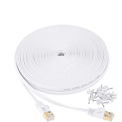 Top 10 LAN Cable 25ft – Cat 7 Ethernet Cables