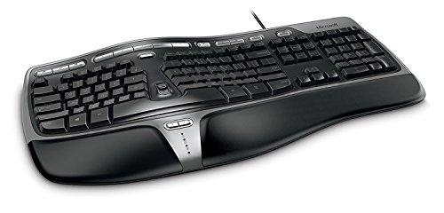 Top 9 Microsoft Ergonomic Keyboard 4000 – Computer Keyboards