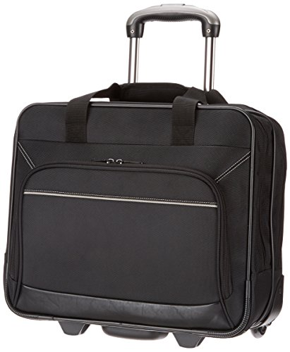 Top 10 Rolling Bag Laptop Computer Case with Wheels for Women – Laptop Briefcases
