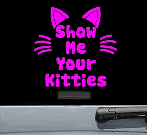 Top 10 Show Me Your Kitties – Laptop Skins & Decals