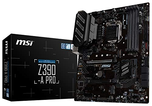 Top 9 MSI Motherboard Z390 – Computer Motherboards