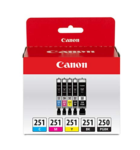 Top 8 Canon Ink Cartridges for Printers – Inkjet Computer Printer Ink