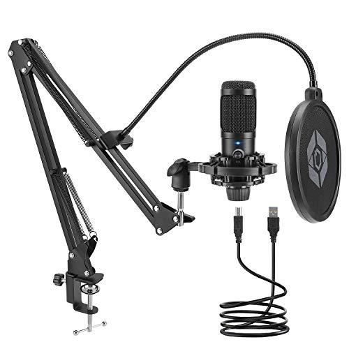 Top 10 Studio Microphone Stand – Computer Microphones
