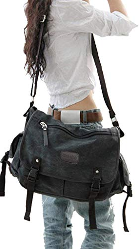 Top 10 Messager Bags for Women for School – Laptop Messenger & Shoulder Bags