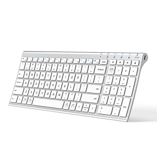 Top 10 Bluetooth Keyboard for Mac Rechargeable – Computer Keyboards