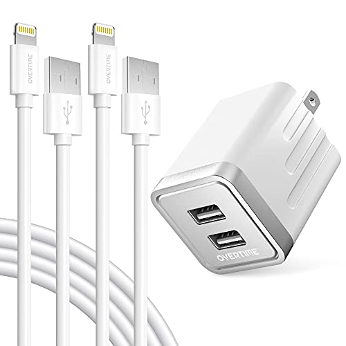 Top 10 Apple iPad Charger 2 Pack – Lightning Cables