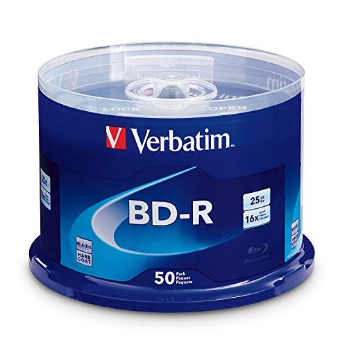 Top 10 Blu Ray Discs – Blank BD-R Discs