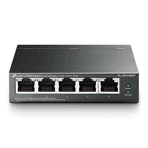 Top 10 TP-Link PoE Switch – Computer Networking Switches