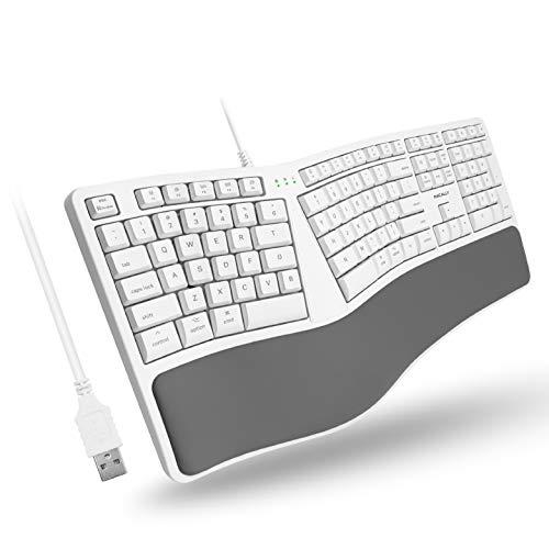 Top 10 Ergonomic Keyboard Wired Mac – Computer Keyboards