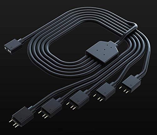 Top 10 Addressable RGB Splitter 3 Pin – Computer Case Fans