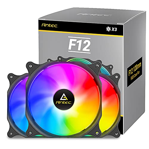 Top 10 12V RGB Fan – Computer Case Fans