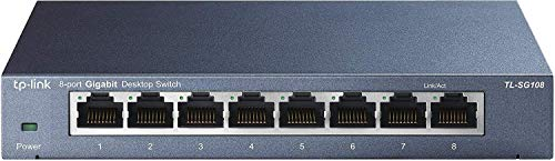 Top 10 Tp Link Gigabit Switch – Computer Networking Switches