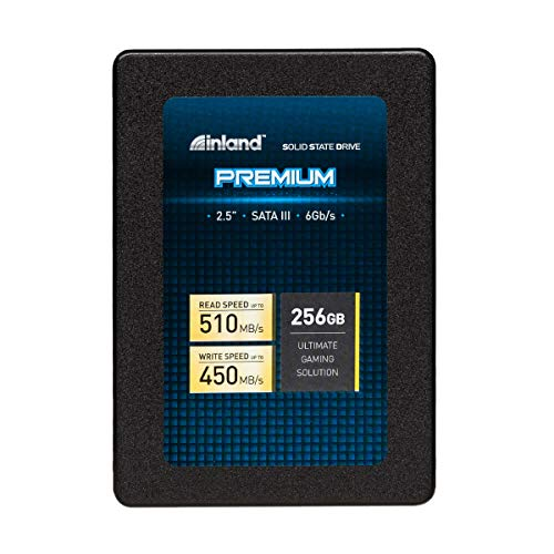 Top 10 256GB SSD Internal Hard Drive – Internal Solid State Drives