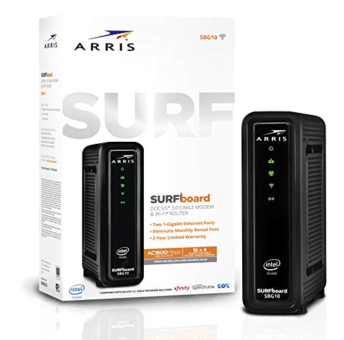 Top 10 Dual Band Modem – Modem Router Combos