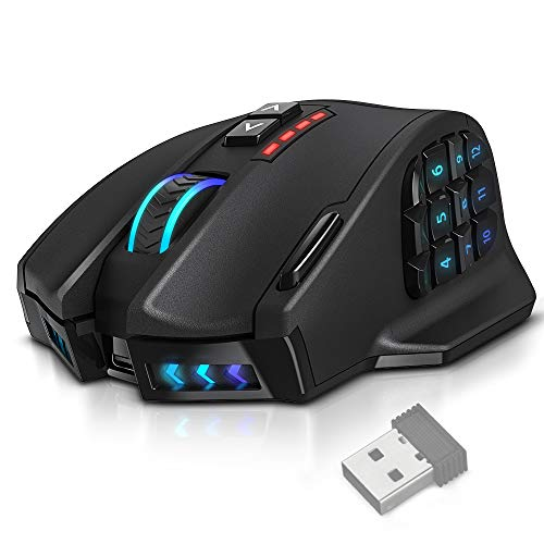 Top 10 Wireless Gaming Mouse Buttons – PC Gaming Mice