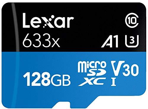 Top 10 Lexar Micro SD Card 128GB – Micro SD Memory Cards