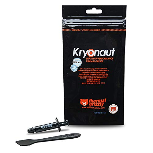 Top 9 Kryonaut Grizzly Thermal Paste – Silicon Grease