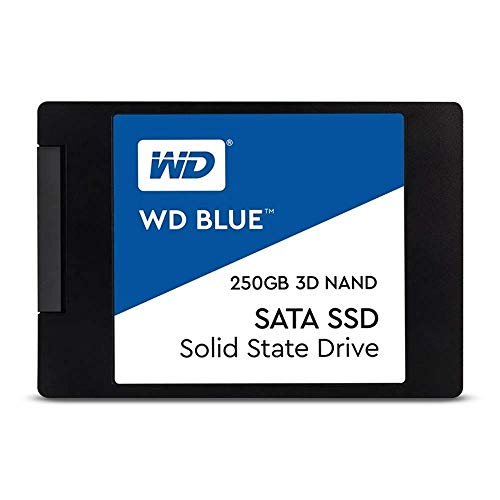 Top 9 WD Blue SSD 250GB – Internal Solid State Drives