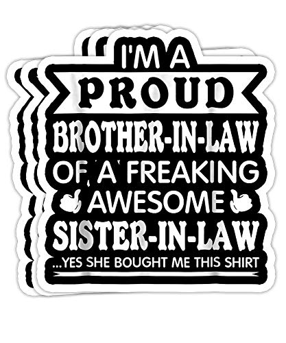 Top 10 sister in law Gifts – Laptop Skins & Decals