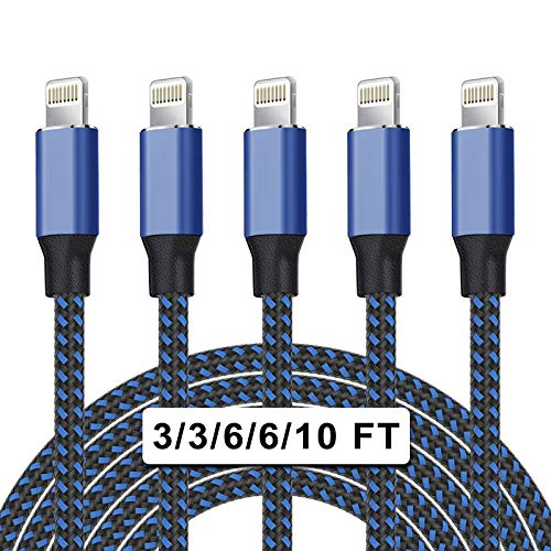 Top 10 Braided iPhone Cable – Lightning Cables