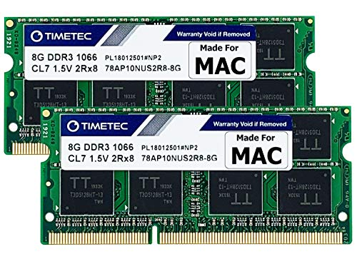 Top 10 PC8500 DDR3 1066MHz 204 Pin – Computer Memory
