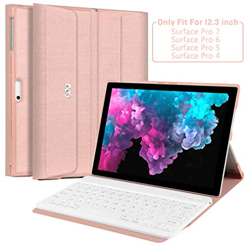 Top 10 Surface Pro 7 Case with Keyboard – Tablet Keyboard Cases