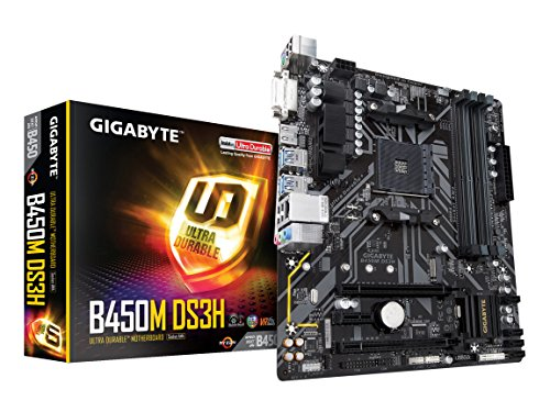 Top 10 B450M DS3H – Computer Motherboards