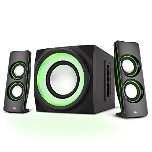 Top 10 Computer Speakers With Subwoofer Bluetooth – Computer Speakers