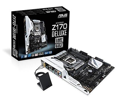 Top 9 ASUS Z170 Deluxe – Computer Motherboards