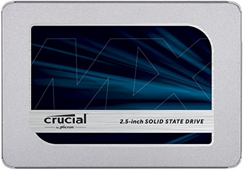 Top 10 Crucial SSD Drive – Internal Solid State Drives