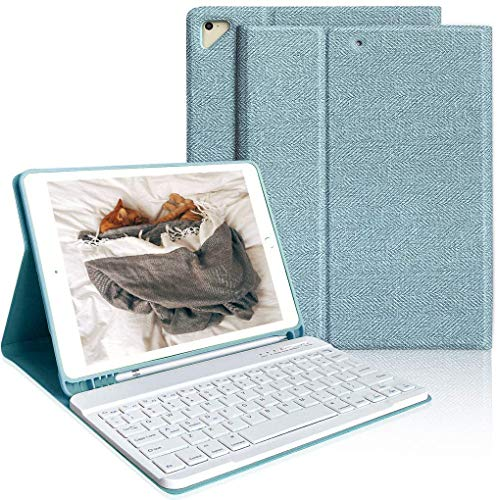 Top 10 9.7 iPad Keyboard Case with Pencil Holder – Tablet Keyboard Cases