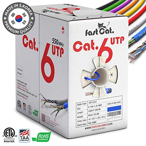 Top 10 Cat 6 Cable Bulk – Cat 6 Ethernet Cables