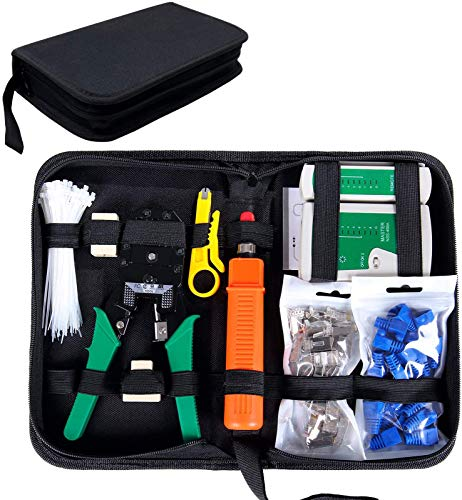 Top 10 Network Tool Kit – Cat 5 Ethernet Cables