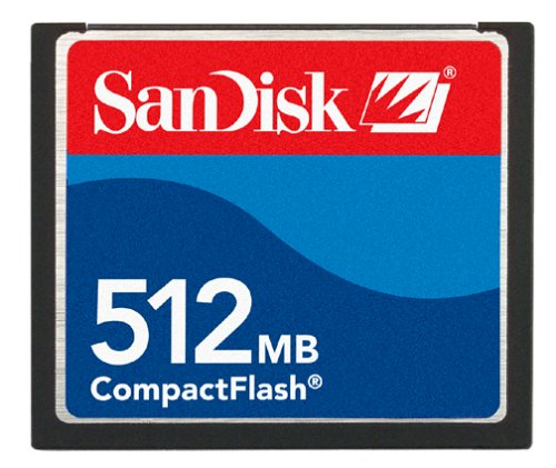 Top 9 Compact Flash Card 512MB – CompactFlash Memory Cards