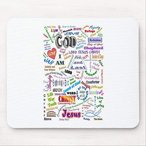 Top 10 Names of God – Mouse Pads