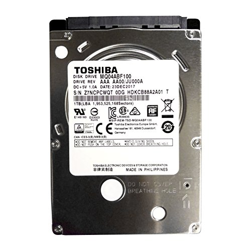 Top 9 Toshiba Internal Hard Drive 1TB – Internal Hard Drives