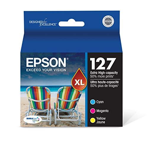 Top 9 Epson 127 Ink Cartridges Multipack – Inkjet Computer Printer Ink