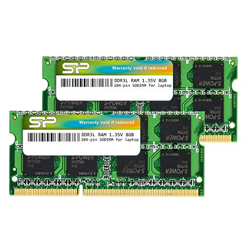 Top 9 DDR3 1600 SODIMM 16GB – Computer Memory