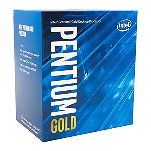 Top 10 Intel Pentium Gold G5400 – Computer CPU Processors