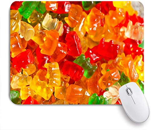 Top 10 Giant Gummy Bear Candy – Mouse Pads