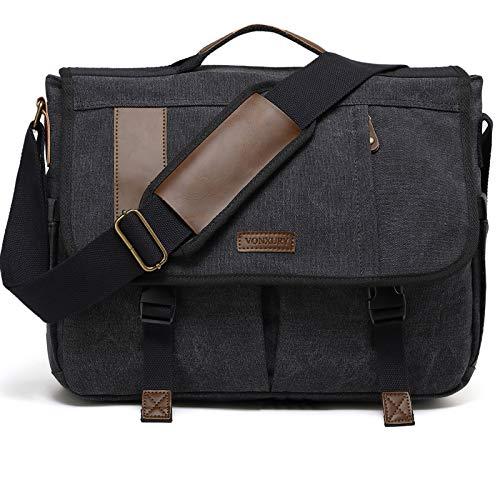 Top 10 Satchel Bags for Men Waterproof – Laptop Messenger & Shoulder Bags