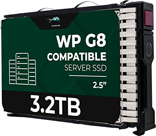 Top 8 SAS SSD 2.5 HP – Internal Solid State Drives
