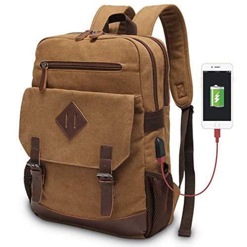 Top 10 Backpack for Men Vintage – Laptop Backpacks