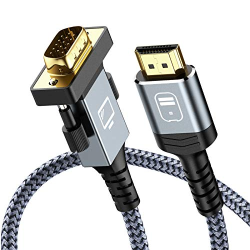 Top 10 VGA to HDMI Cable 3ft – Computer Cables & Interconnects