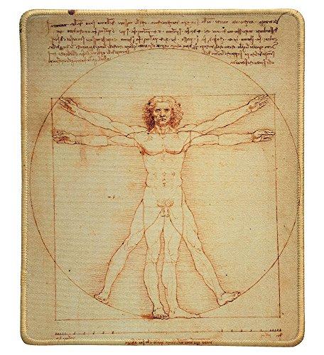 Top 10 Leonardo Da Vinci – Mouse Pads