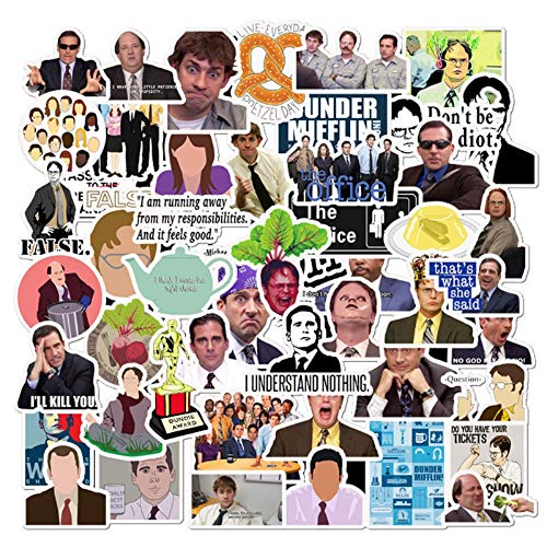 Top 10 The Office Laptop Stickers – Laptop Skins & Decals