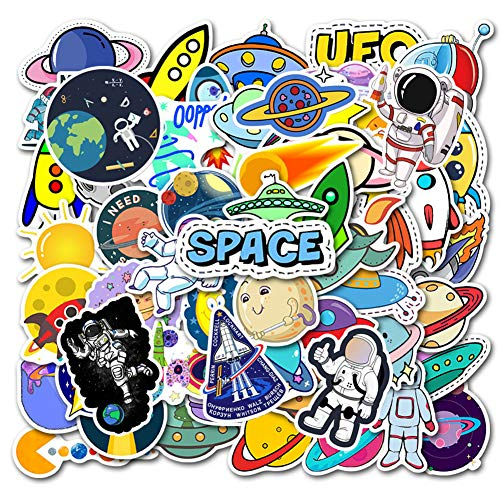 Top 10 Space Stickers for Kids – Laptop Skins & Decals